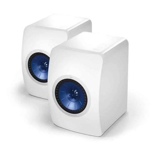 KEF LS50 Passive Monitors