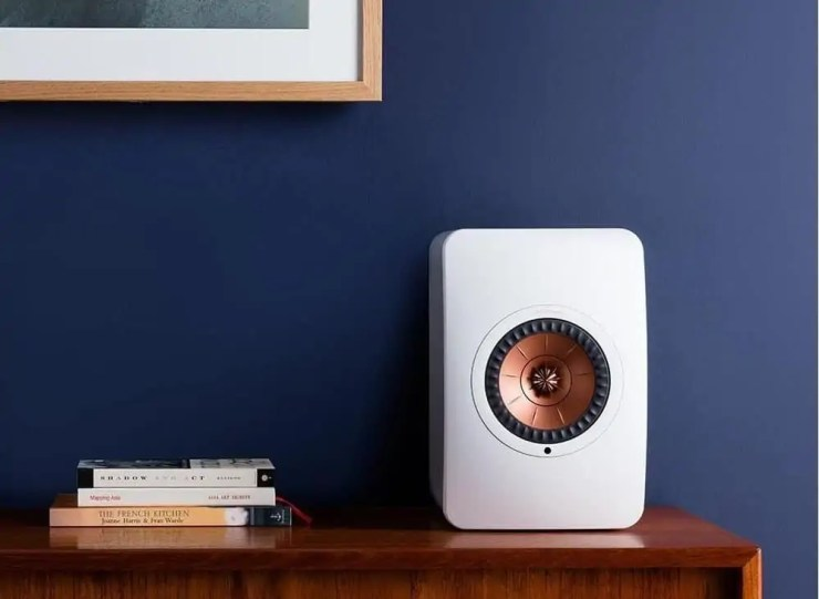 KEF LS50 Passive Monitors Review - Outeraudio
