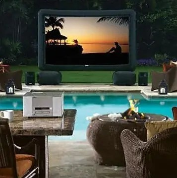 Outdoor TV Speakers - OuterAudio