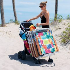 Beach Chair With Wheels Office Chairs Unlimited Best Carts Outerbanks