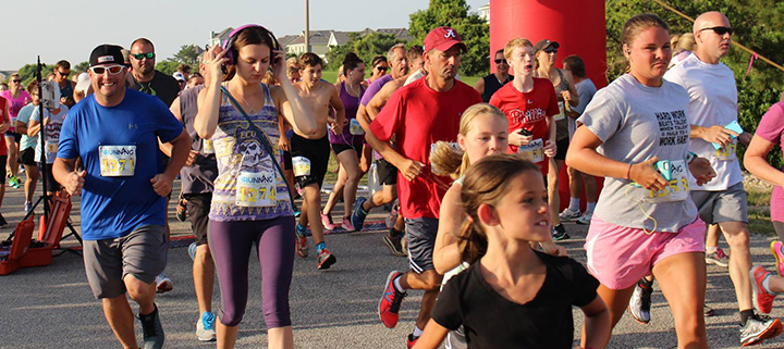 Outer Banks races - Hatteras 5k