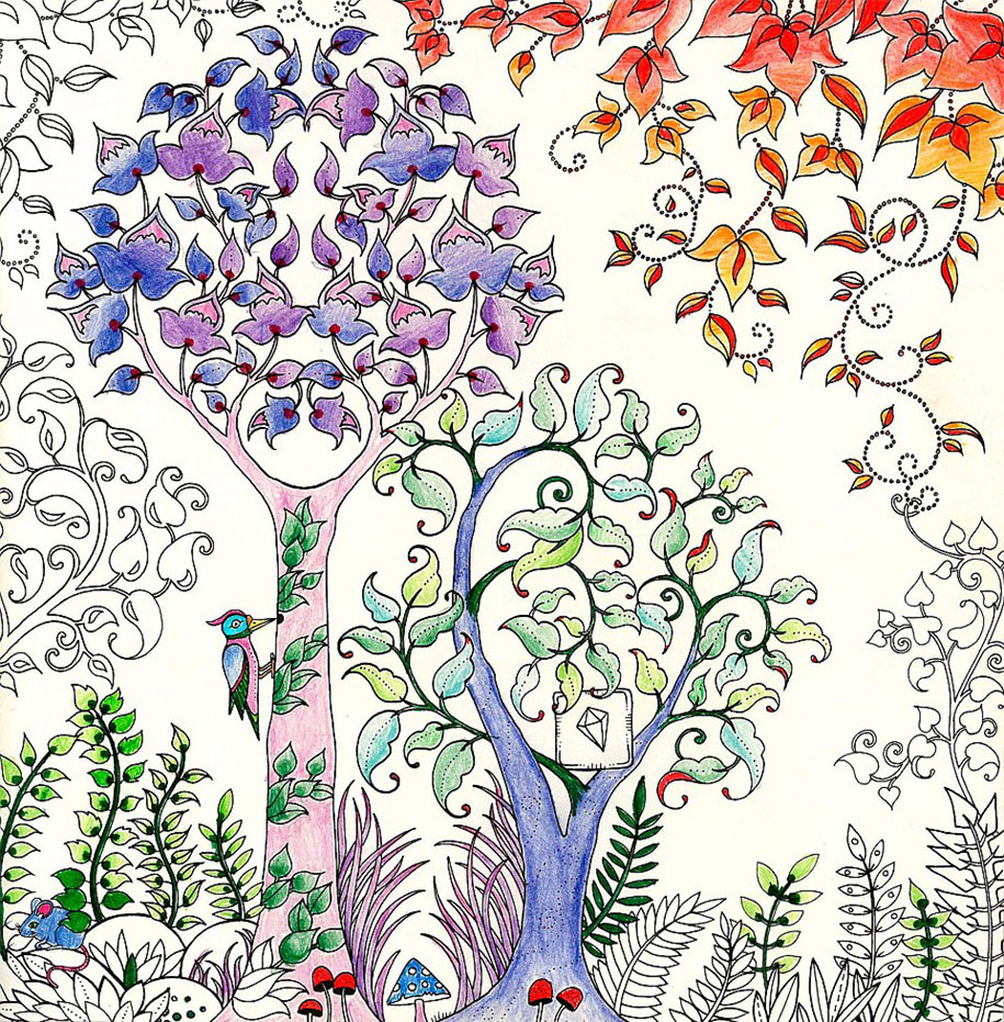 adult coloring books | outer banks publishing group