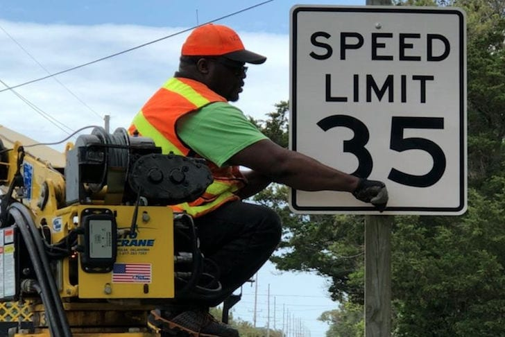Seasonal Speed Limits Change on Parts of N.C. 12 - The Outer Banks Voice