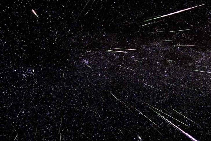 The Perseid Meteor Shower streaking across the sky until August 24
