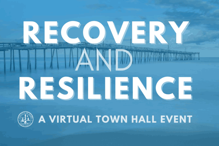 Recovery & Resilience: A Virtual Town Hall Event
