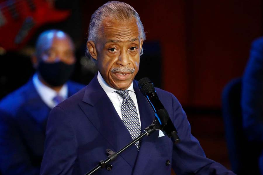 Andrew Brown's funeral today, Sharpton to speak