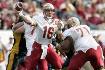 Former Florida State Quarterback Passes To Next Generation