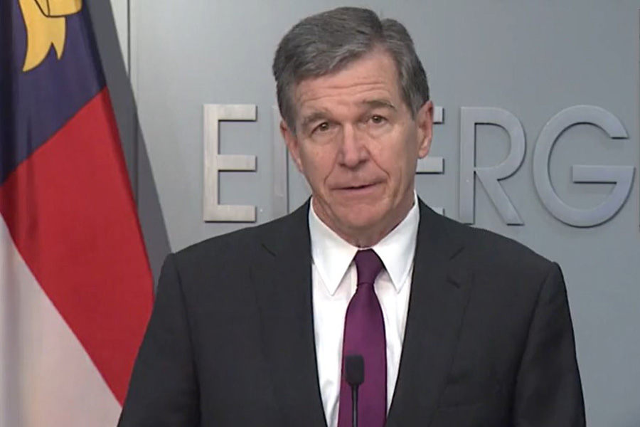 Cooper announces support of new CDC mask guidelines