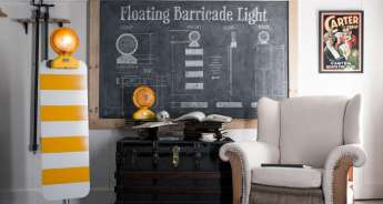 FLOATING BARRICADE LIGHT CBsc60