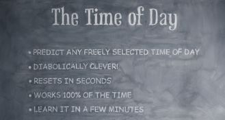 THE TIME OF DAY CBSC80