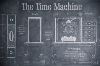 TIME MACHINE CSC