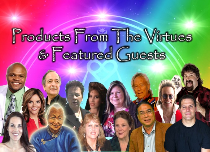 Outer Limits of Inner Truth Virtues & Featured Guests Products