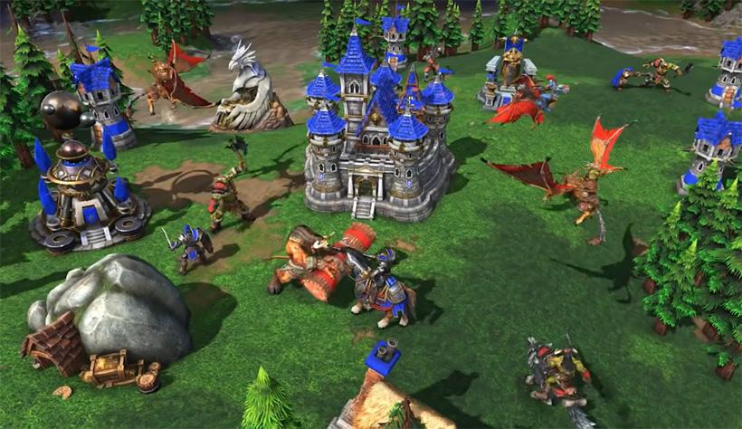 Blizzard anuncia remake completo de Warcraft 3 - Outer Space
