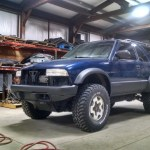 2000 S10 Blazer Zr2 Build