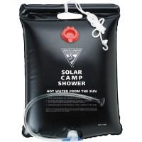 Solar Camping Shower | 5 Gallon Solar Camp Shower