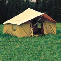 Montana Canvas Wall Tents And Spike Tents