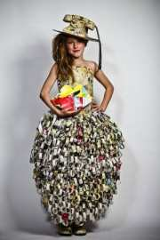 amazing paper dresses collection