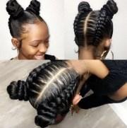 cute hairstyles black teenage
