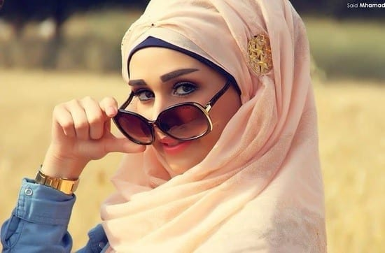 Muslim Cute Girl Wallpaper Hijab With Glasses 17 Cool Ideas To Wear Sunglasses With Hijab