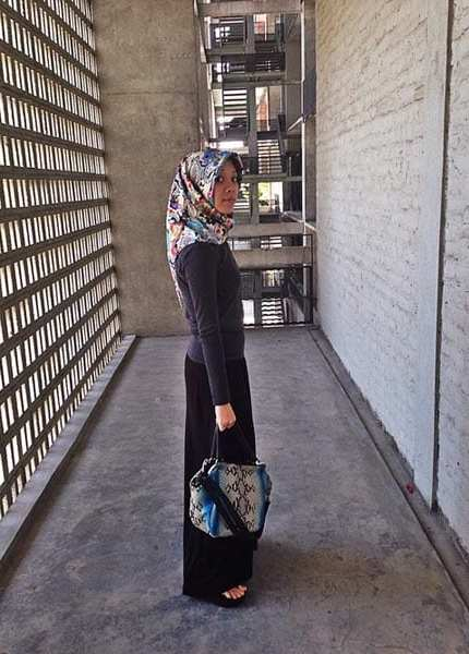 hijab-look-for-office Hijab office Wear - 12 Ideas to Wear Hijab at Work Elegantly