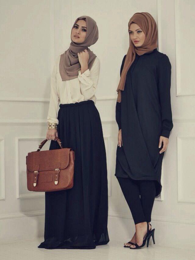 hijab-office-attire Hijab office Wear - 12 Ideas to Wear Hijab at Work Elegantly