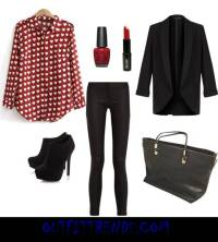 outfittrends: Christmas Party Outfits-20 ways to Dress up ...