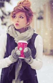 cute winter hairstyles college