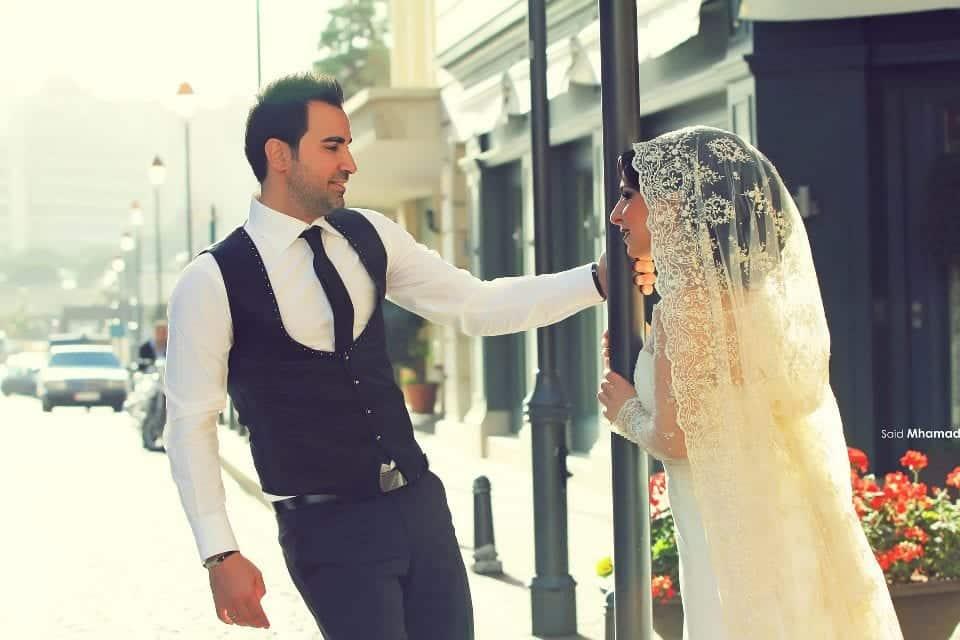 Wallpaper Muslim Girl Hijab 150 Romantic Muslim Couples Islamic Wedding Pictures