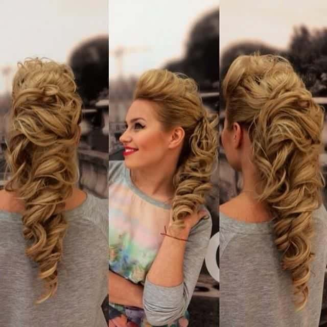 15 Quick And Cute Hairstyles For University Girls