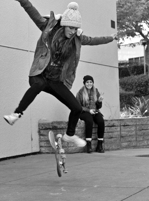 Skater Girl Wallpaper 20 Cute Tomboy Style Outfits For Teenage Girls This Season