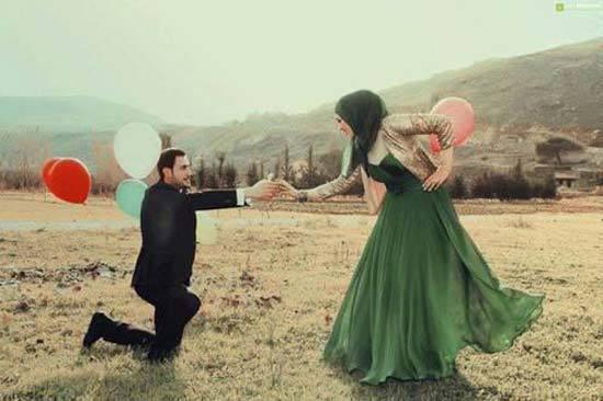 150 Romantic Muslim Couples Islamic Wedding Pictures  Part 2