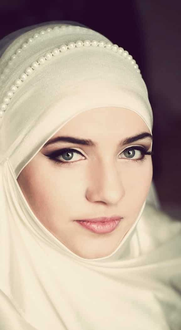 Simple Makeup With Hijab Tutorial And Hijab Makeup Tips