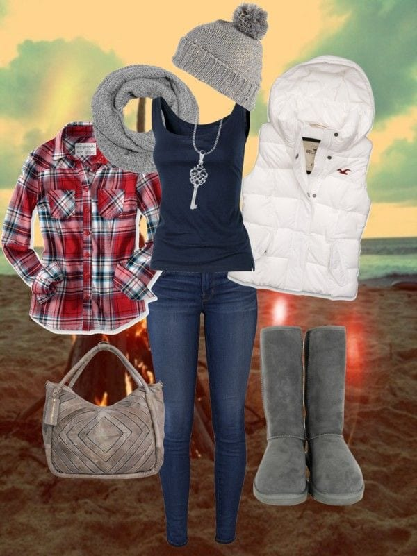 What to Wear for Bonfire Party18 Cute Bonfire Night Outfits