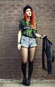 cute grunge fashion outfit ideas