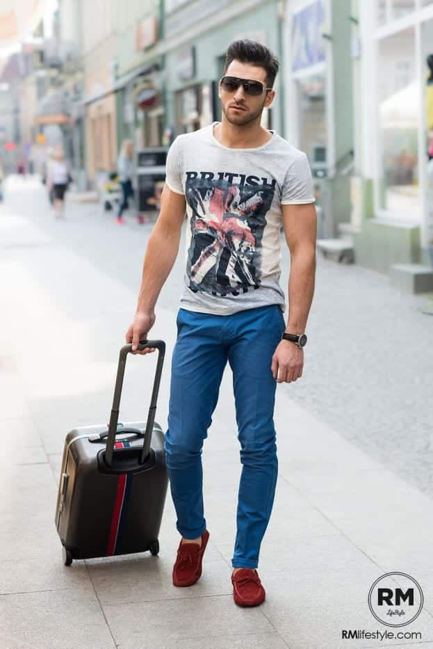 summer travel outfits for men 1