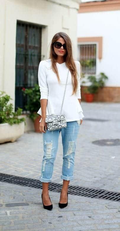 Summer Peplum Outfits17 ways to Wear Peplum Tops in Summers