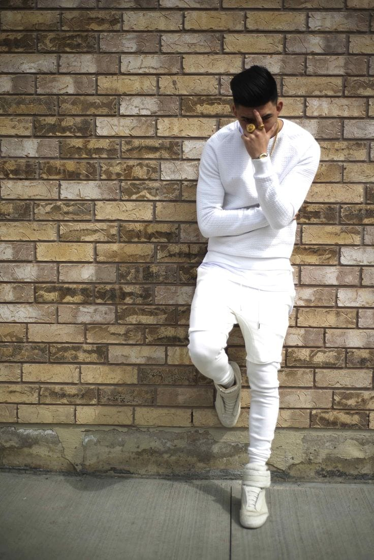 15 Ideal White Party Outfit Ideas For Men For Handsome Look
