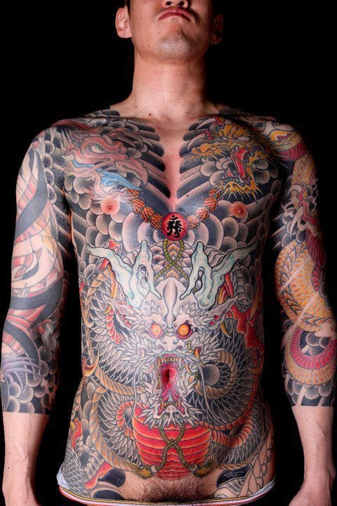 Getting A Tattoo Tebori Irezumi Style All You Need To Know