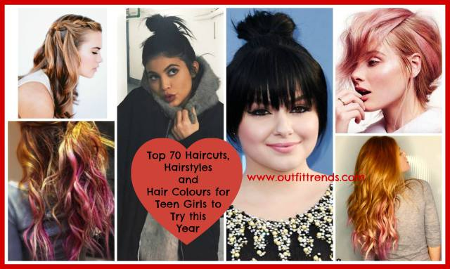 2019 cute hairstyles for teenage girls ! 70 top hair styles