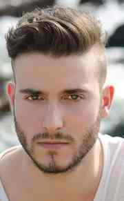 hairstyles with beards - 20