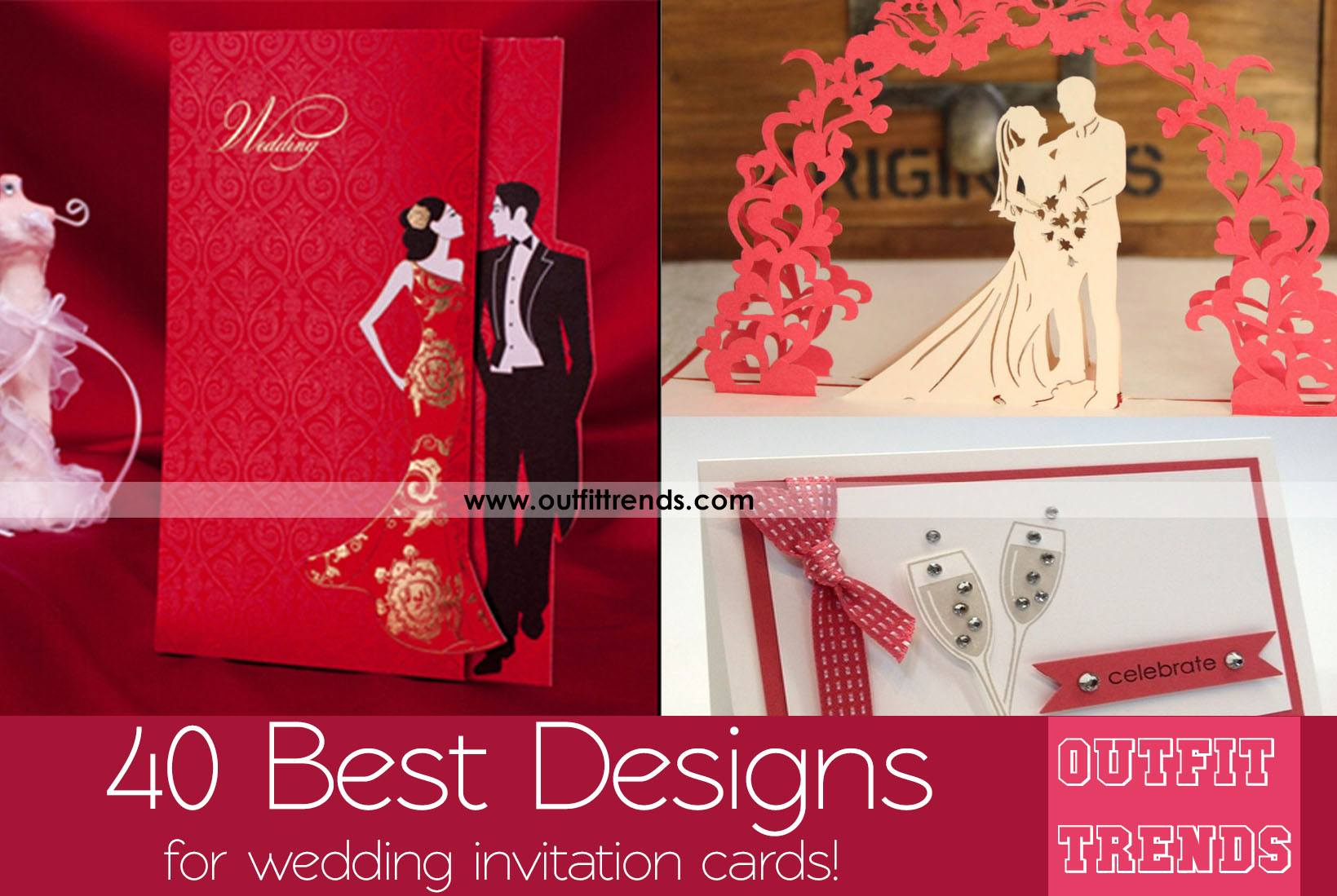 Marriage Wedding Cards Design