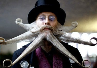 Funny Beard Styles 20 Weirdest And Unique Facial Hair