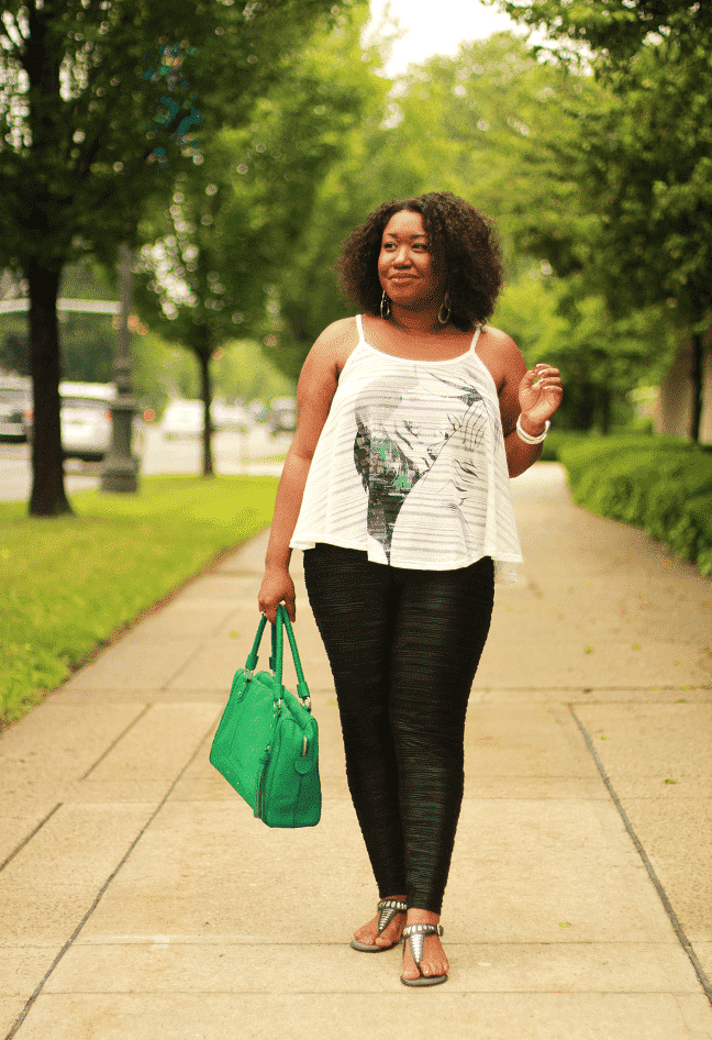 Legging Outfits for Plus Size-10 Ways to Wear Leggings if ...