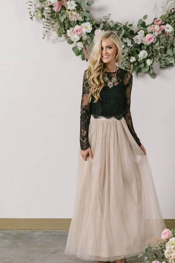 Outfits for Winter Wedding19 Best Winter Dresses for Wedding