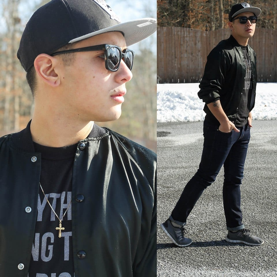 Snapback Hairstyles for Guys25 Ways to Wear Hair with Snapback