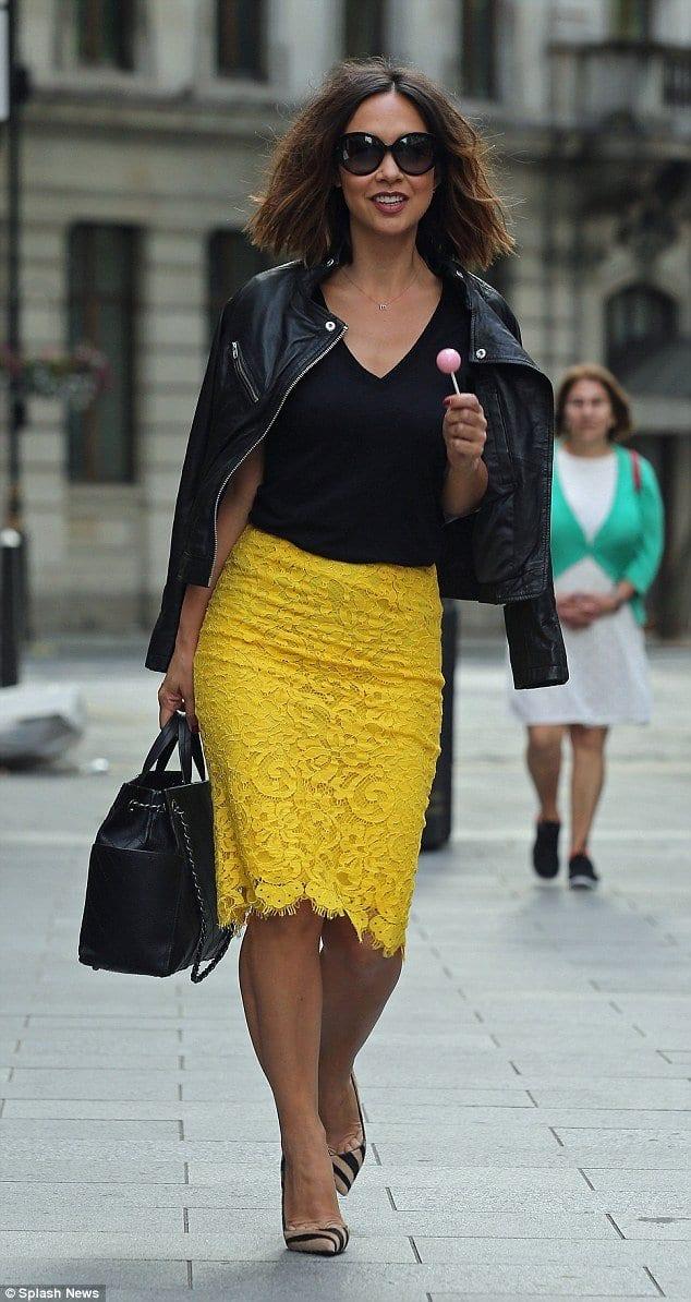 Yellow Dress Lipstick