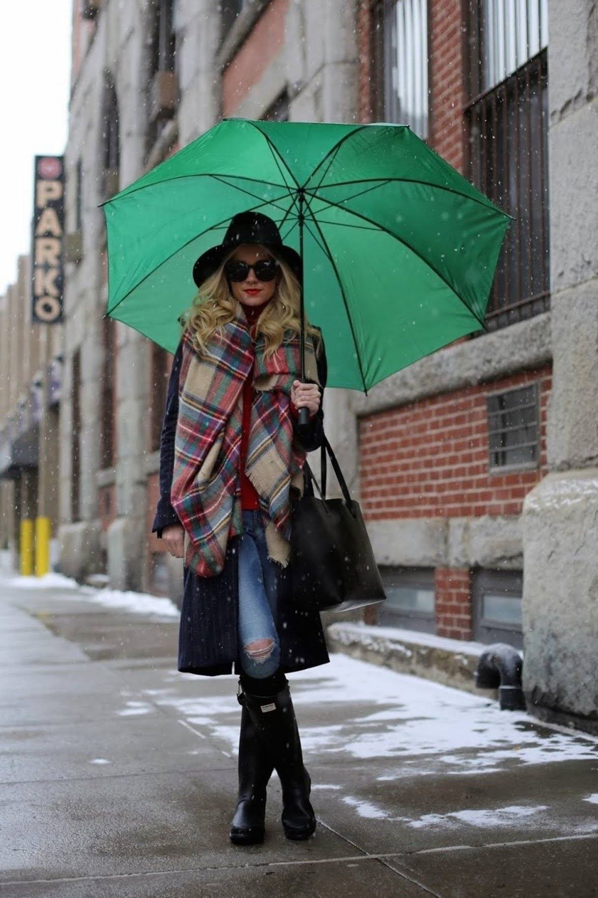 20 Outfit Ideas on What to Wear to Work When Its Raining