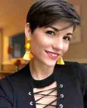 hairstyles short height