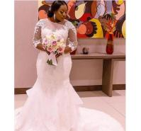 27 Latest Plus Size African Wedding Dresses Trending