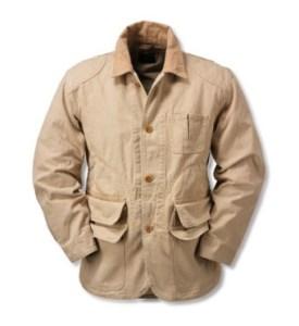 Canvas-jacket